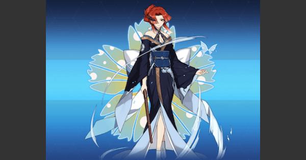 【崩壊3rd】濃姫の評価と装備おすすめキャラ