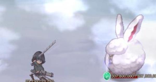 【ログレス】マスターラビットの攻略【剣と魔法のログレス いにしえの女神】