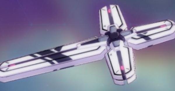 【崩壊3rd】試作型パルス十字架の評価と武器スキル