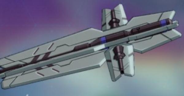 【崩壊3rd】破甲弾発射台の評価と装備おすすめキャラ