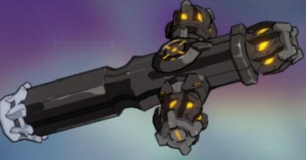 【崩壊3rd】黒色の粉砕者の評価と武器スキル