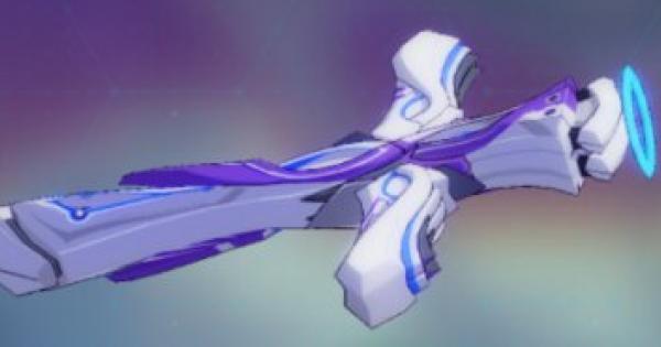 【崩壊3rd】雷の天使の評価と武器スキル