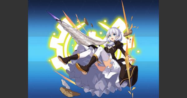 【崩壊3rd】テレサ・起源(聖痕)の評価とスキル