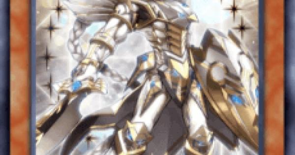 【遊戯王デュエルリンクス】聖戦士カオスソルジャーの評価と入手方法