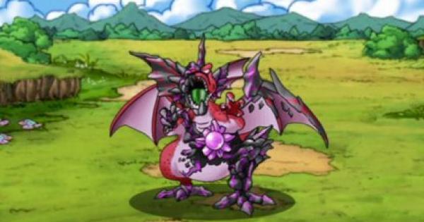 【DQMSL】凶レッドドラゴン(A)の評価とステータス