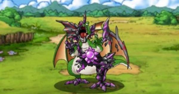 【DQMSL】凶グリーンドラゴン(B)の評価とステータス
