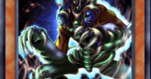 【遊戯王デュエルリンクス】仮面魔獣デスガーディウスの評価と入手方法