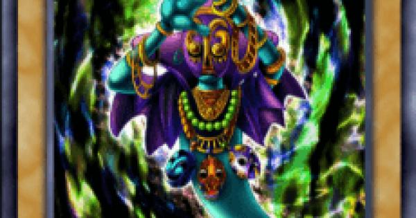 【遊戯王デュエルリンクス】仮面呪術師カースドギュラの評価と入手方法