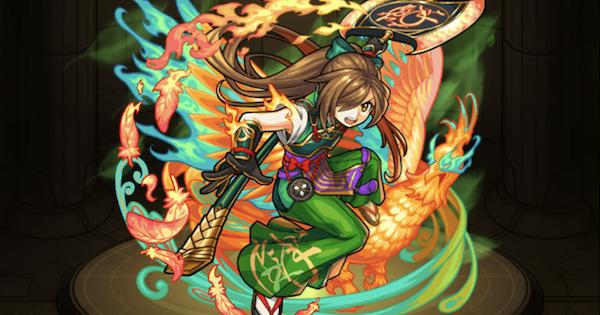 【モンスト】竹中半兵衛の最新評価!適正神殿とわくわくの実