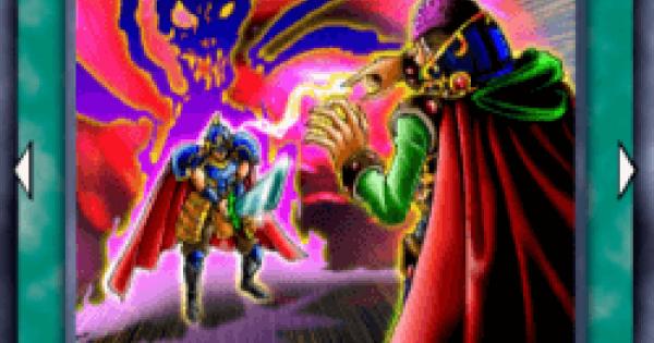 【遊戯王デュエルリンクス】痛魂の呪術の評価と入手方法