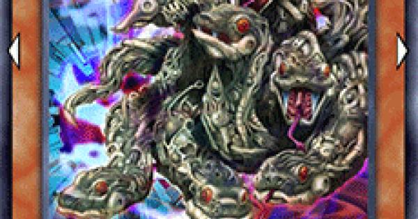 【遊戯王デュエルリンクス】八俣大蛇の評価と入手方法
