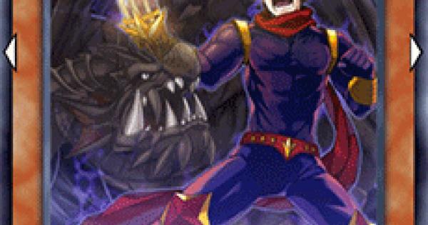 【遊戯王デュエルリンクス】黒竜の忍者の評価と入手方法