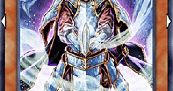 【遊戯王デュエルリンクス】氷結界の武士の評価と入手方法