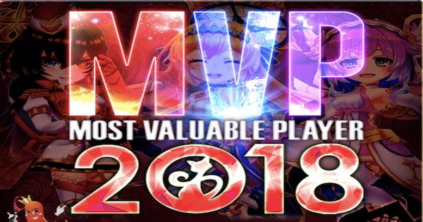 【白猫テニス】2周年MVPアワード2018の概要【白テニ】