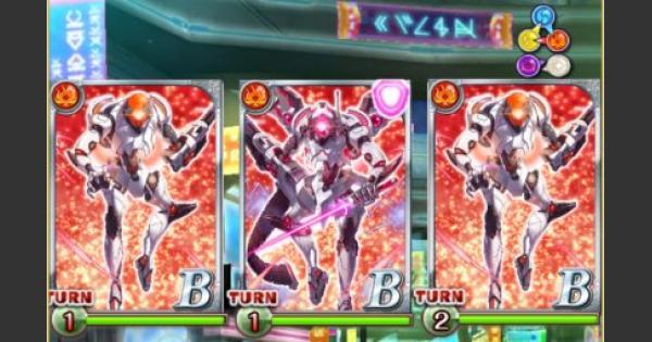 【黒猫のウィズ】クロスディライブACT2ハード上級攻略&デッキ構成