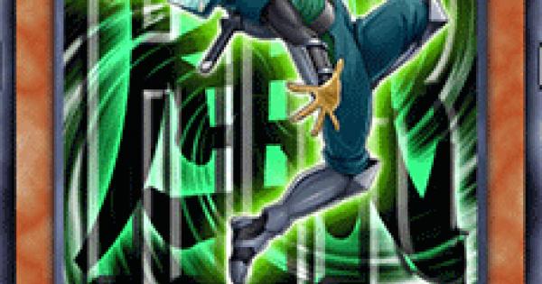 【遊戯王デュエルリンクス】機甲忍者エアーの評価と入手方法