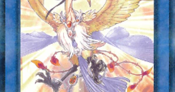 【遊戯王デュエルリンクス】輝神鳥ヴェーヌの評価と入手方法