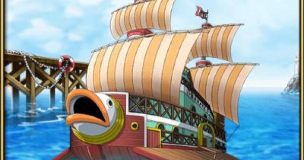 【トレクル】【船】バラティエ【ワンピース トレジャークルーズ】