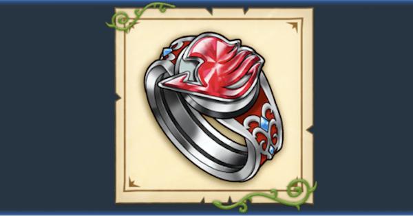【白猫】S級魔導士の指輪の効果と入手方法