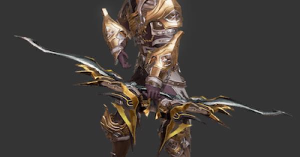 弓一覧と武器の特徴
