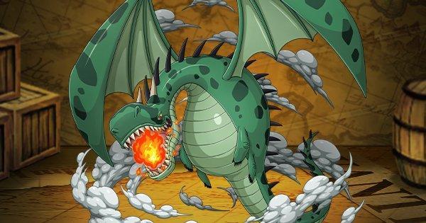【トレクル】小型ドラゴンの評価【ワンピース トレジャークルーズ】