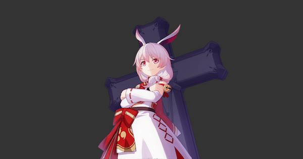 テレサ(桜火輪舞曲)の評価 | おすすめ武器・聖痕