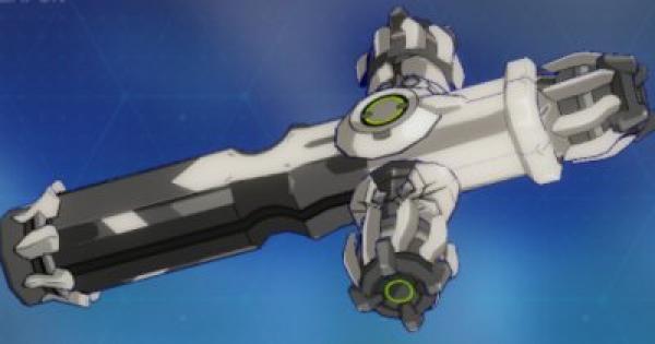 【崩壊3rd】銀色の切断者の評価と武器スキル