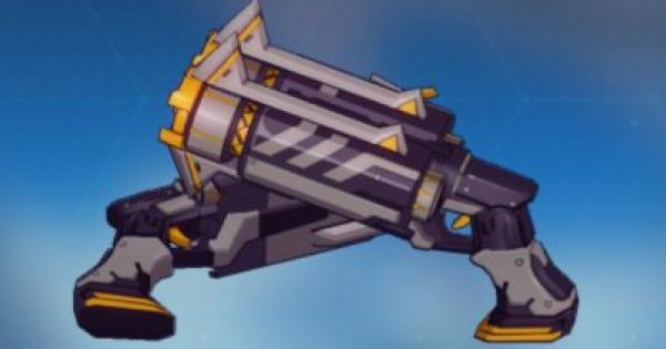 【崩壊3rd】暗役者のハンドキャノンの評価と武器スキル