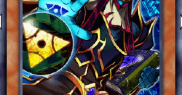 【遊戯王デュエルリンクス】黒魔力の精製者の評価と入手方法