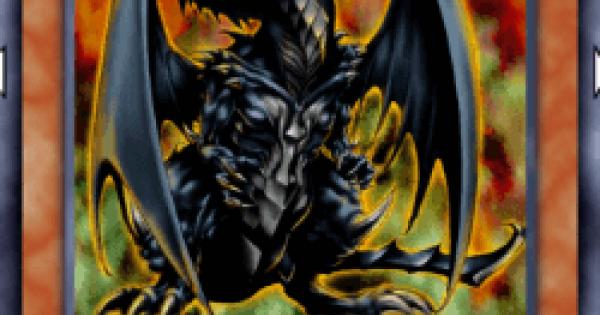 【遊戯王デュエルリンクス】漆黒の闘龍の評価と入手方法