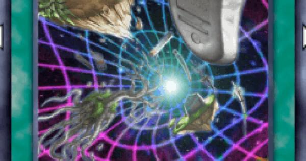 【遊戯王デュエルリンクス】四次元の墓の評価と入手方法