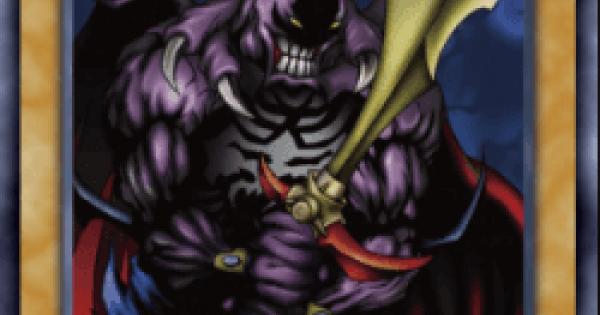 【遊戯王デュエルリンクス】復讐のソードストーカーの評価と入手方法