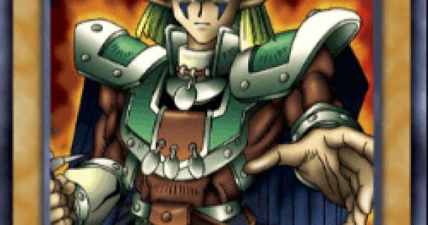【遊戯王デュエルリンクス】エルフの剣士の評価と入手方法