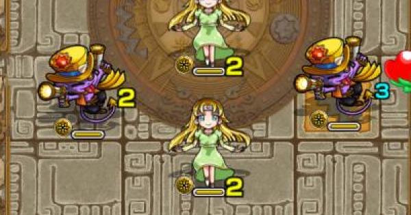 【モンスト】光明の神殿【正念場】攻略!|英雄の神殿(金曜・日曜)