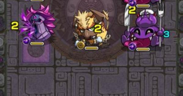 【モンスト】常闇の神殿【好敵手】攻略! | 英雄の神殿(月曜・金曜)