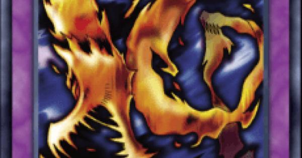 【遊戯王デュエルリンクス】暗黒火炎龍の評価と入手方法