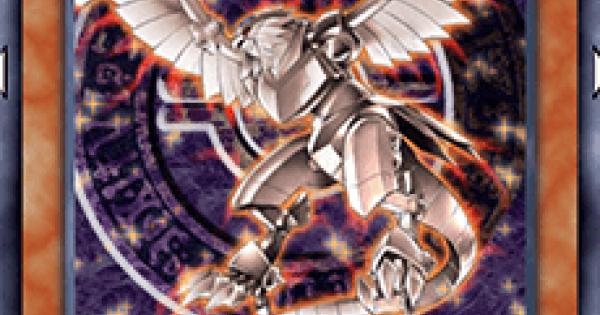 【遊戯王デュエルリンクス】ホルスの黒炎竜LV6の評価と入手方法