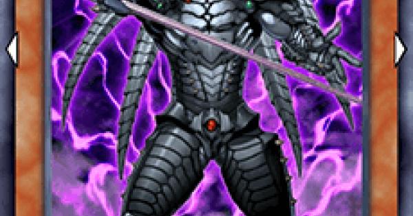 【遊戯王デュエルリンクス】漆黒の魔王LV6の評価と入手方法