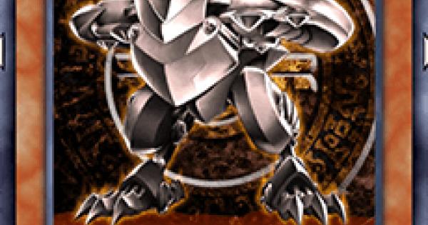 【遊戯王デュエルリンクス】ホルスの黒炎竜LV4の評価と入手方法