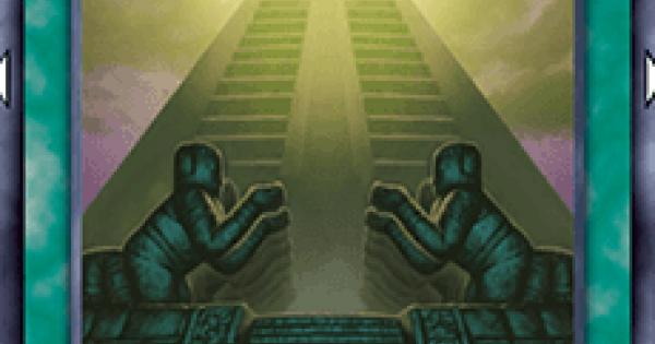 【遊戯王デュエルリンクス】太陽の祭壇の評価と入手方法