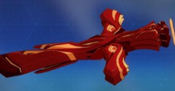 【崩壊3rd】炎の天使の評価と武器スキル