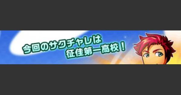 【パワサカ】サクセスチャレンジ3の立ち回りとデッキ【パワフルサッカー】