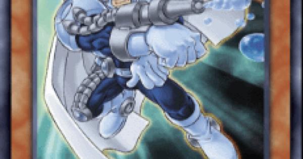 【遊戯王デュエルリンクス】E・HEROバブルマンの評価と入手方法