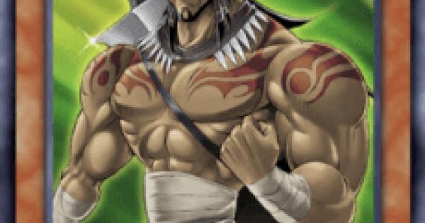 【遊戯王デュエルリンクス】E・HEROワイルドマンの評価と入手方法