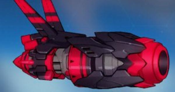 【崩壊3rd】殲星者19cの評価と武器スキル