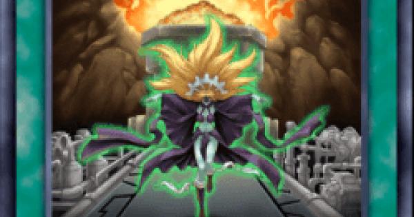 【遊戯王デュエルリンクス】機械天使の儀式の評価と入手方法