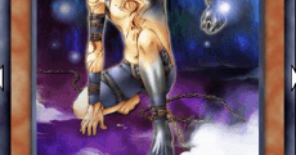 【遊戯王デュエルリンクス】錬金生物ホムンクルスの評価と入手方法