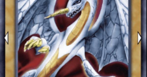 【遊戯王デュエルリンクス】ダイヤモンドドラゴンの評価と入手方法