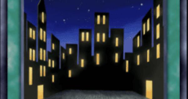 【遊戯王デュエルリンクス】ダークシティの評価と入手方法
