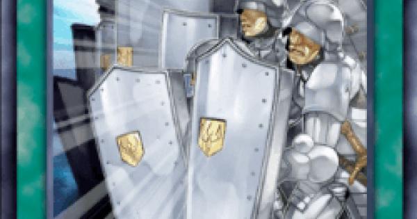 【遊戯王デュエルリンクス】鉄壁の布陣の評価と入手方法